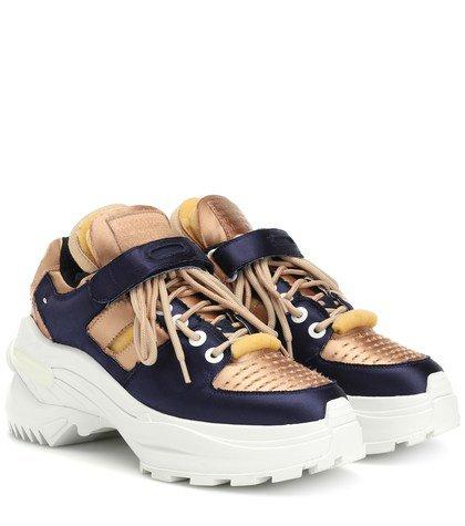 Retro Fit patform sneakers