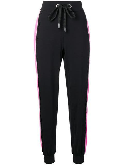 No Ka' Oi side stripes track pants $239 - Buy SS19 Online - Fast Global Delivery, Price
