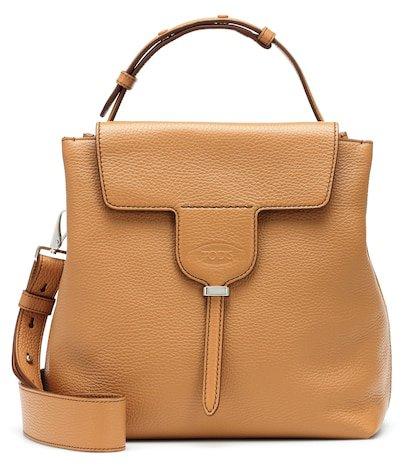 New Joy Small leather shoulder bag