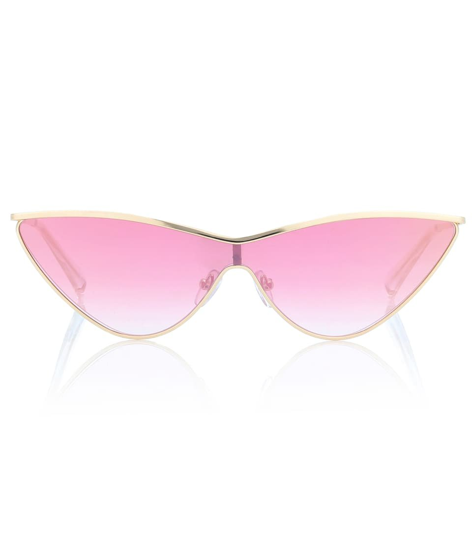 X Adam Selman The Fugitive Sunglasses - Le Specs