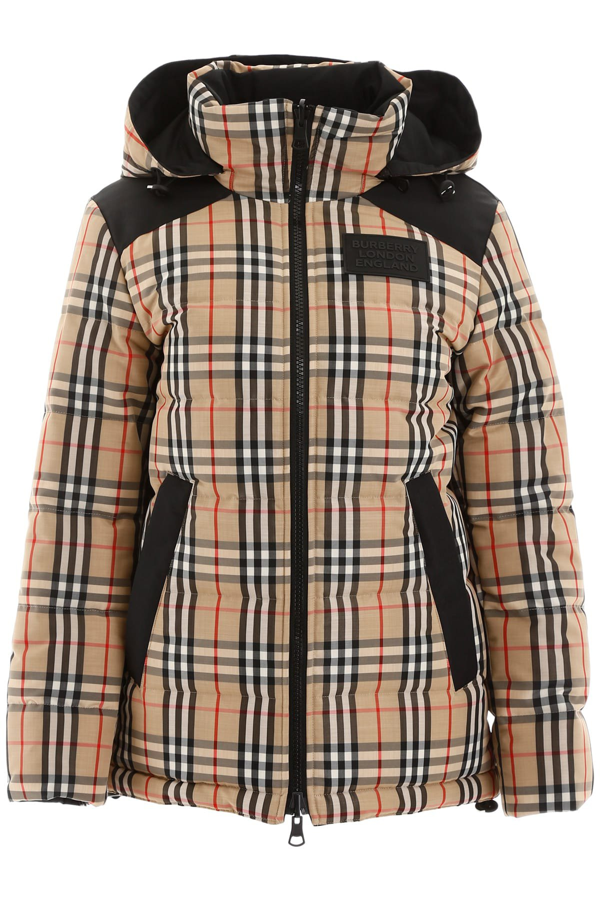 Burberry Reversible Puffer Jacket