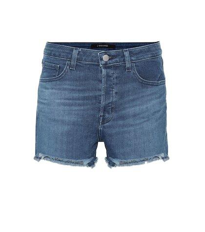 Gracie denim shorts