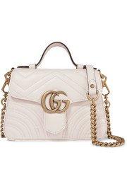 Alexander McQueen | Jewelled Satchel embellished leather shoulder bag | NET-A-PORTER.COM