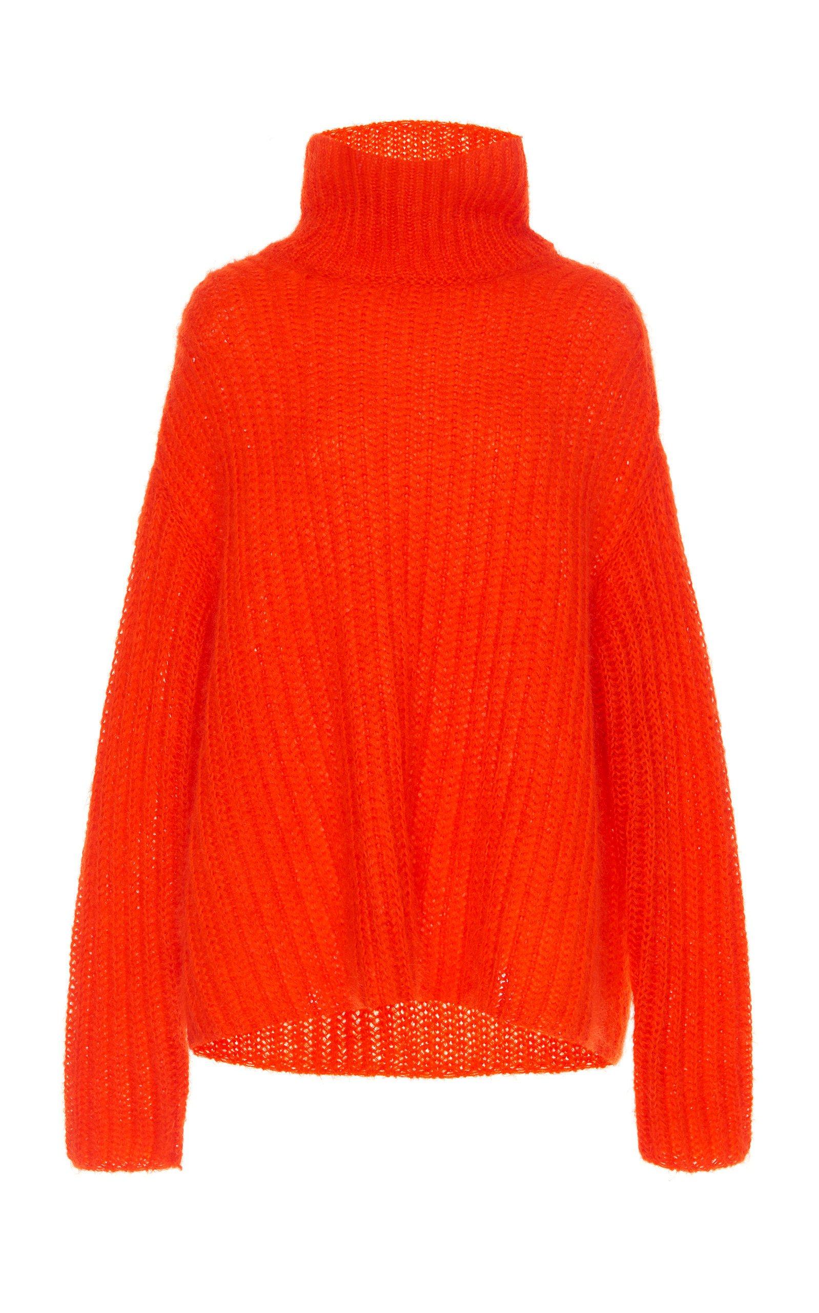 Marni Mohair-Blend Turtleneck Sweater