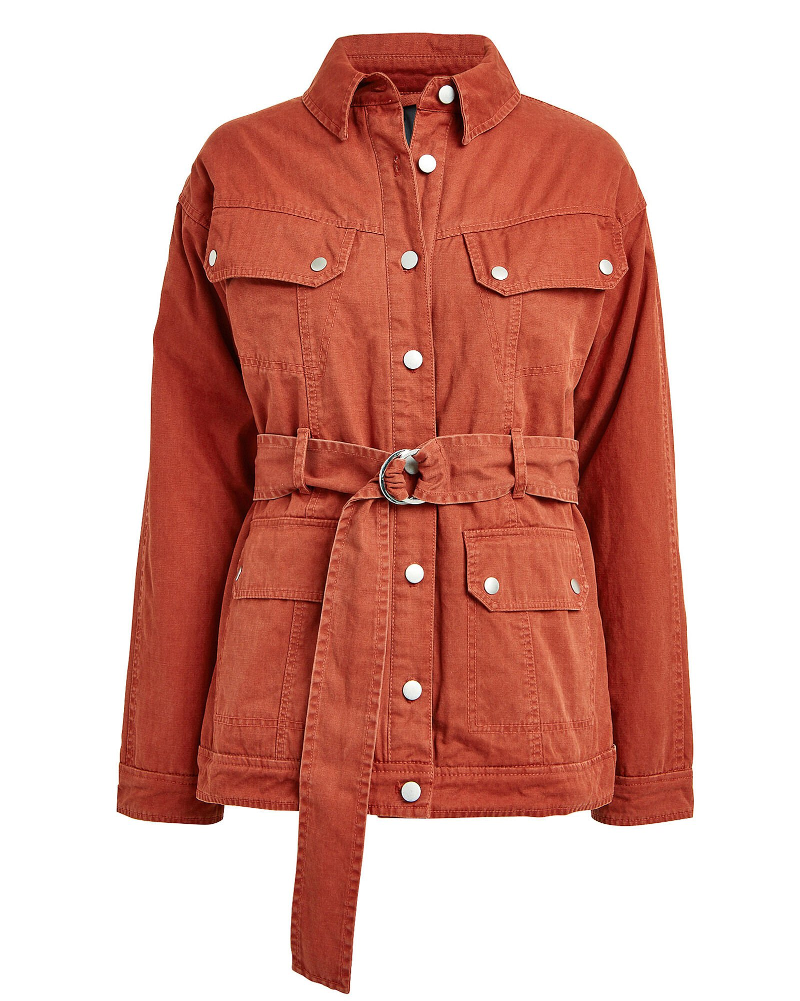 Ellery Cotton Cargo Jacket