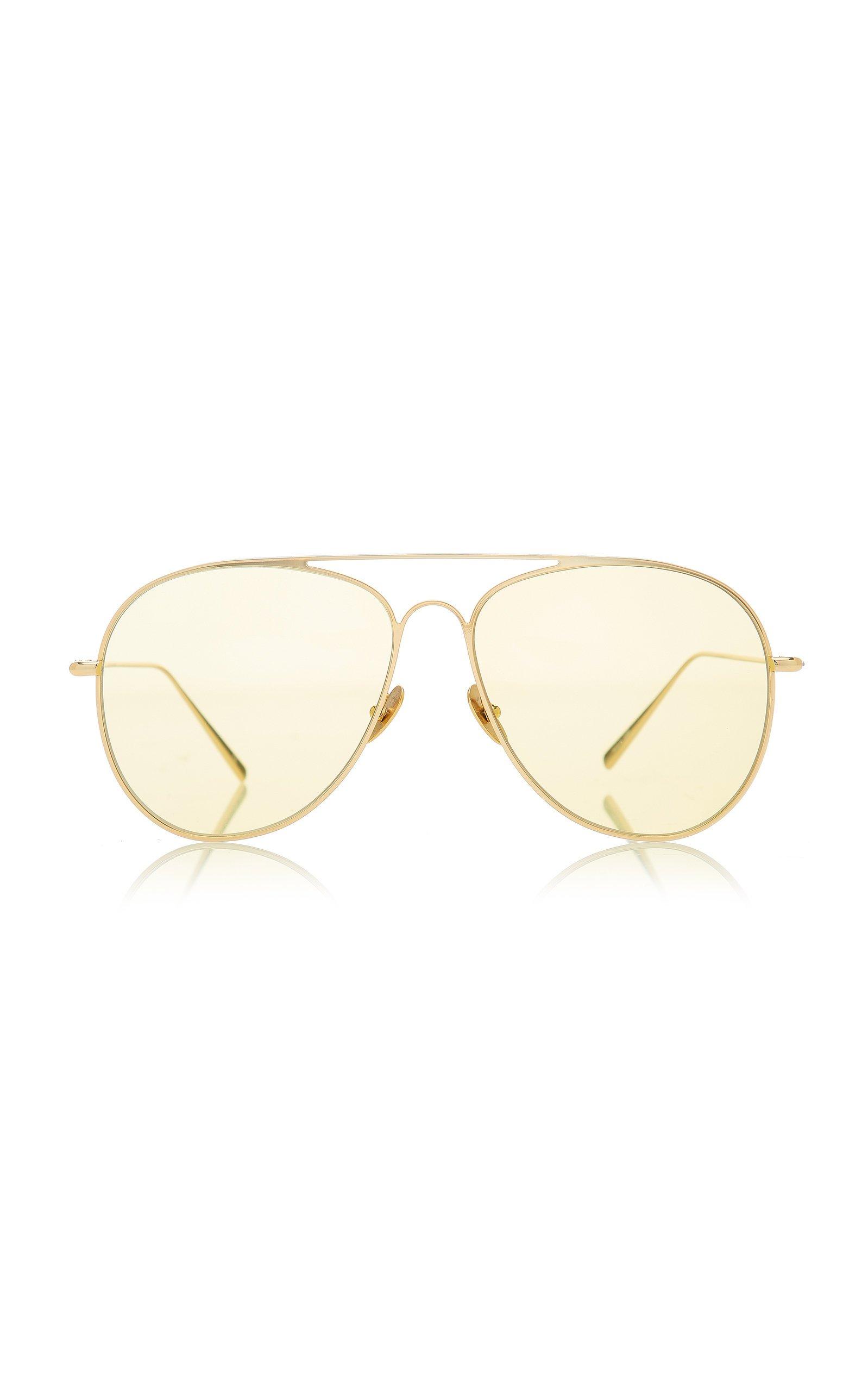 Kaleos Eyehunters Somerset Aviator Sunglasses