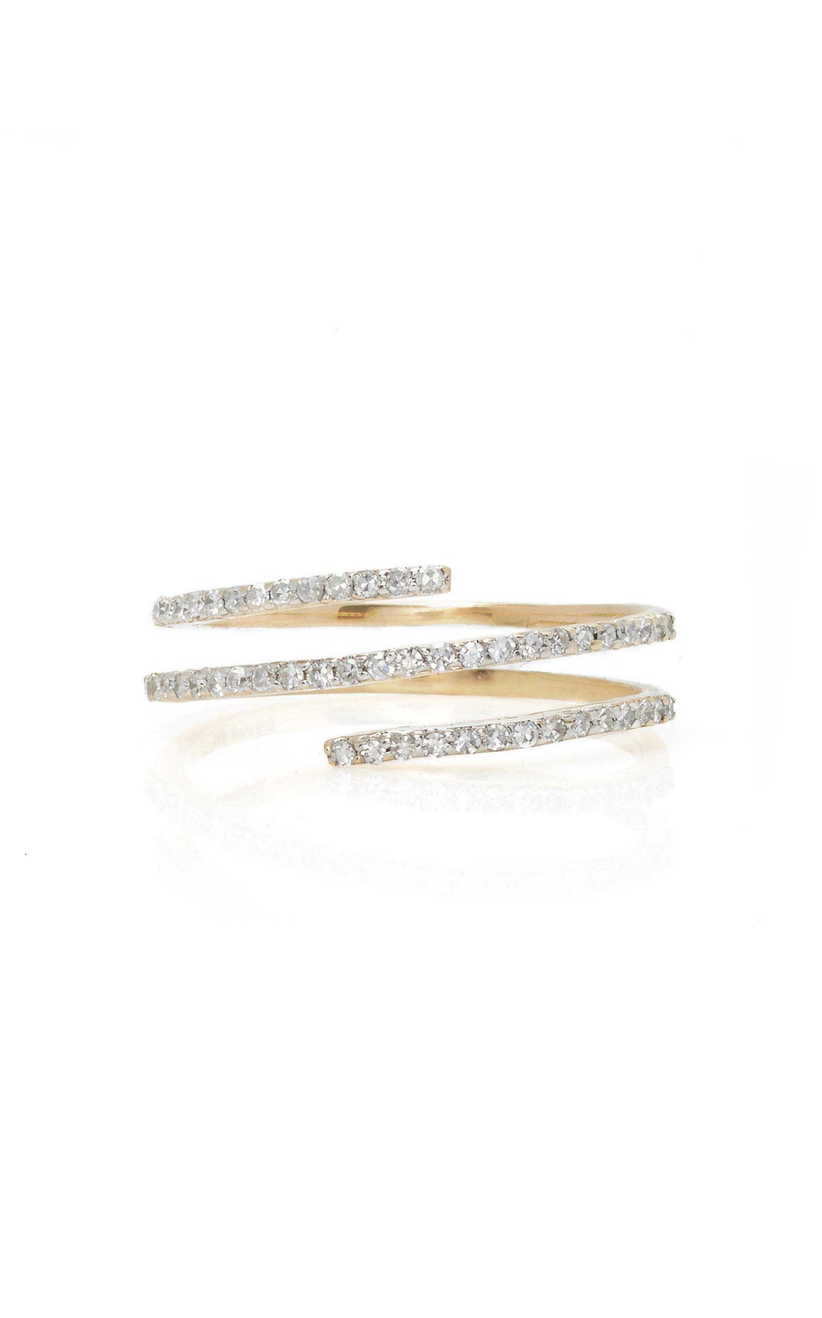 Mateo 14K Gold Diamond Ring