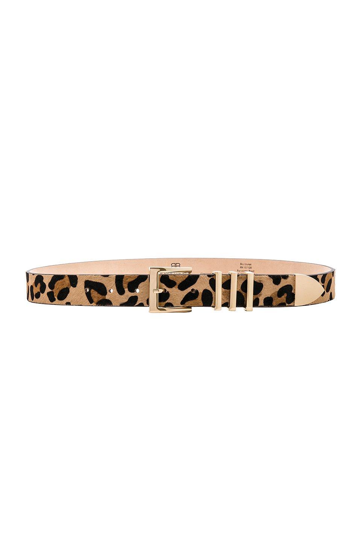Richie Leopard Belt