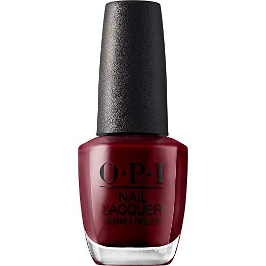OPI Nail Lacquer, Got the Blues for Red