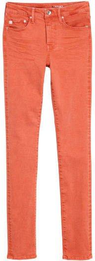 Shaping Skinny Regular Jeans - Red