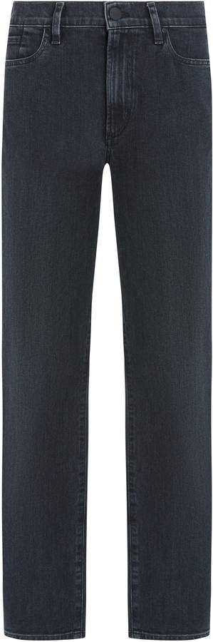 Stovepipe High-Rise Skinny Jeans
