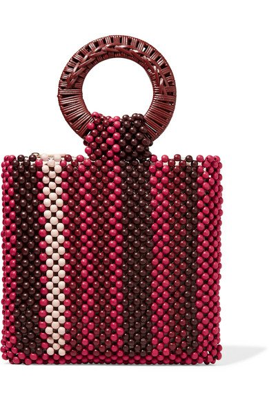 Ulla Johnson | Arusi beaded tote | NET-A-PORTER.COM