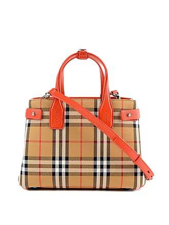 burberry orange trim clutch purse - Google Search