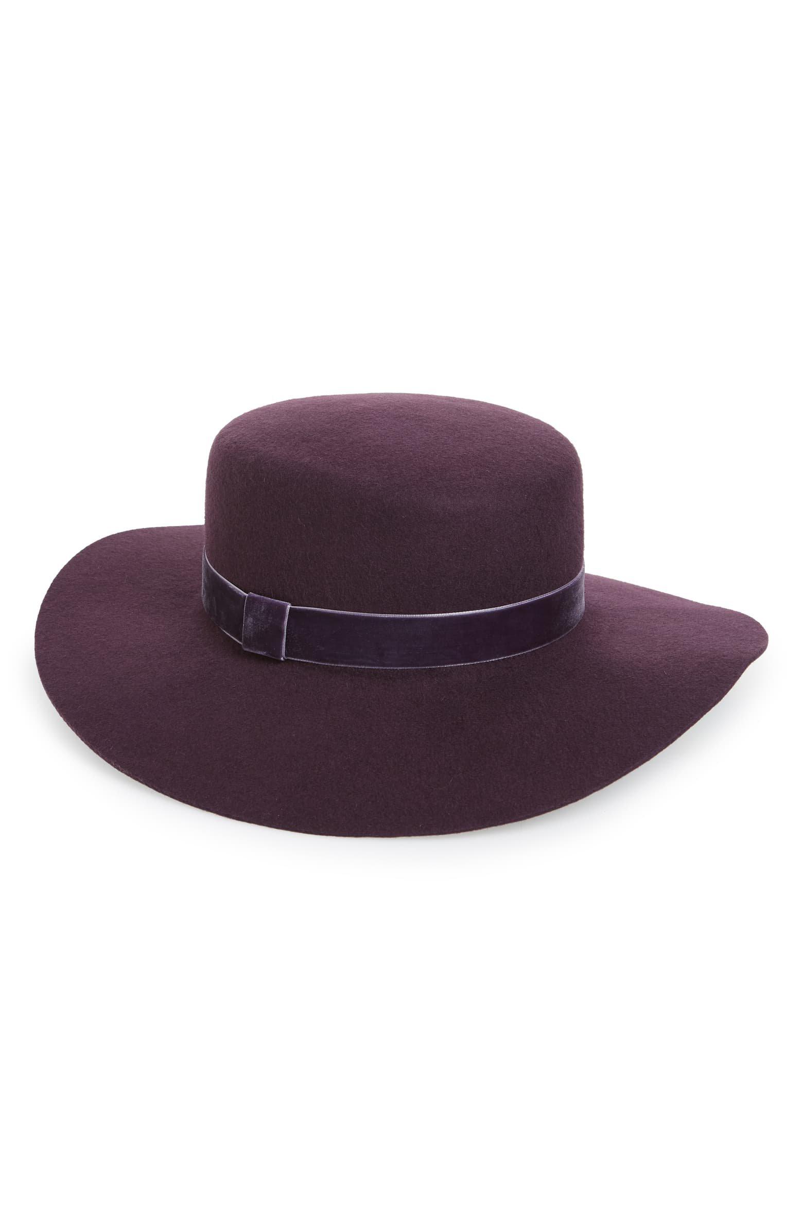 Treasure & Bond Felted Wool Hat   Nordstrom