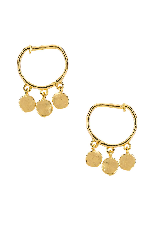 Chloe Mini Huggie Earrings