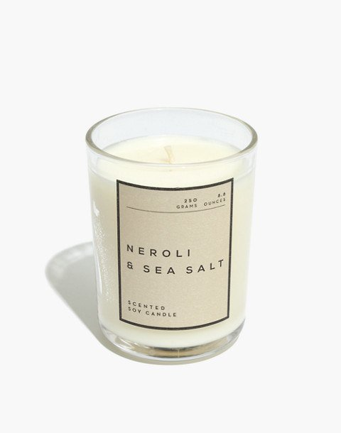 Glass Tumbler Candle