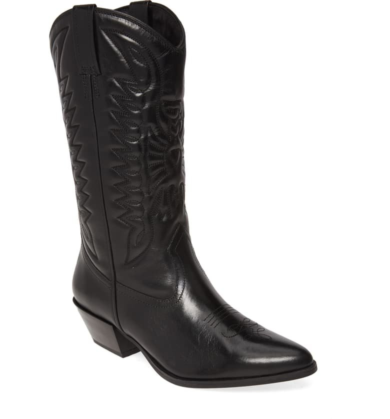 Vagabond Shoemakers Emily Western Boot (Women) | Nordstrom