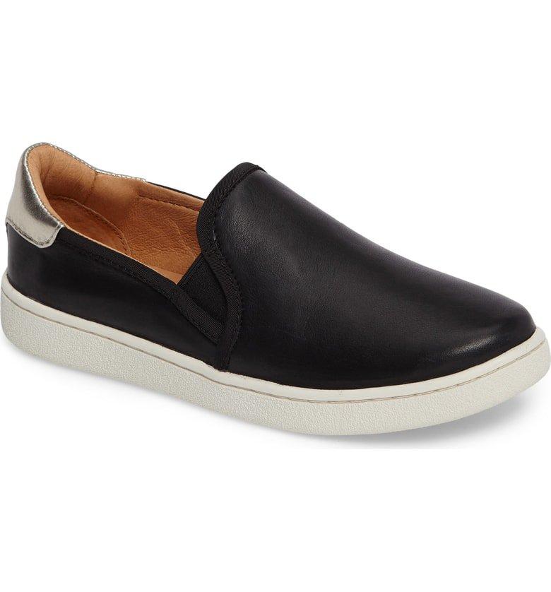 UGG® Cas Slip-On Sneaker (Women) | Nordstrom