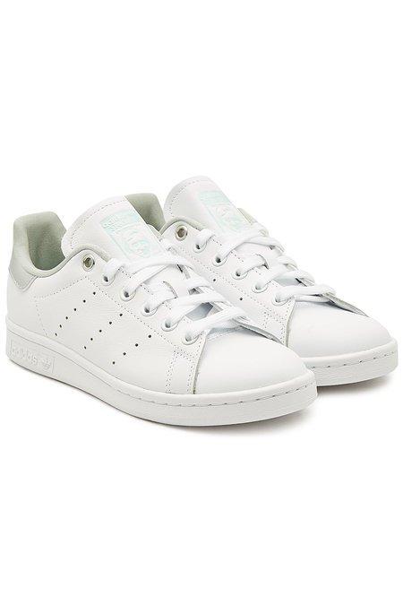 Adidas Originals - Stan Smith Leather Sneakers - white