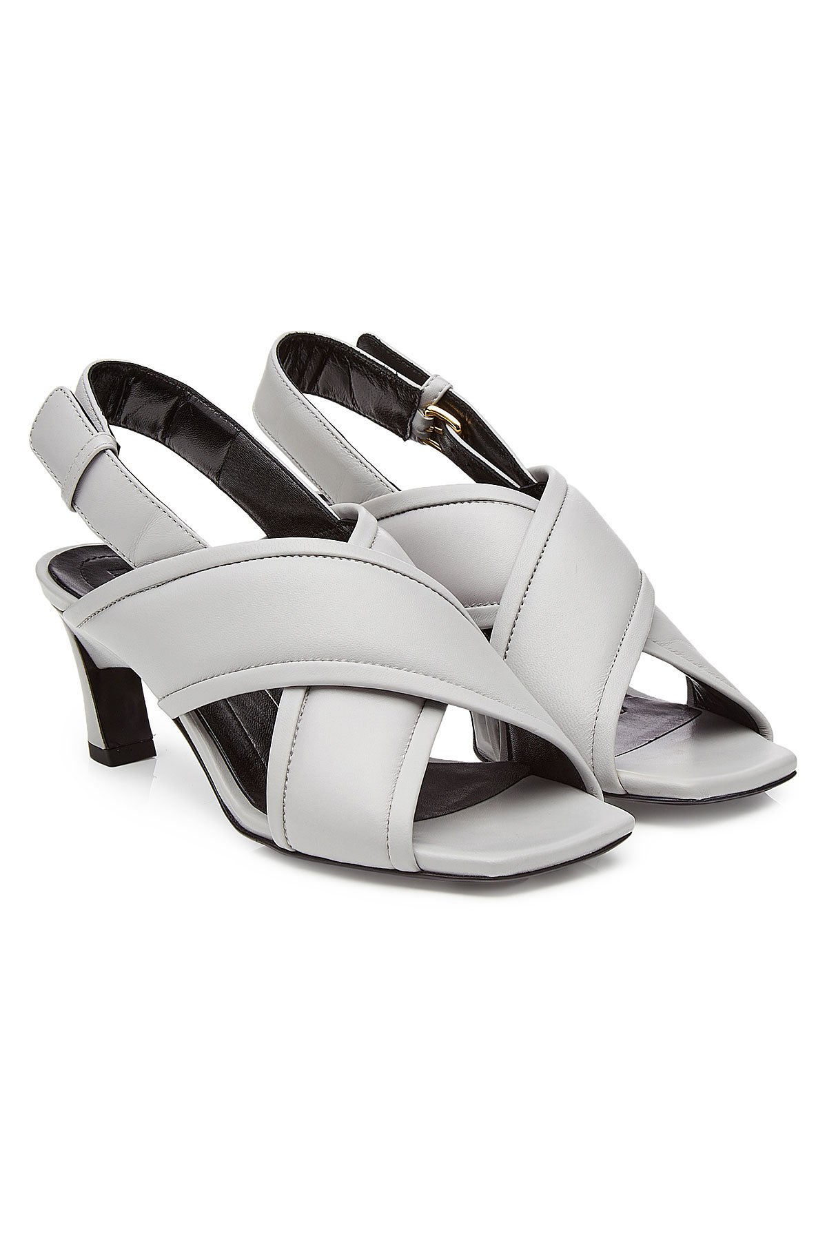 Leather Sandals Gr. EU 36