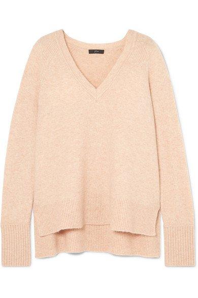 J.Crew   Knitted sweater   NET-A-PORTER.COM