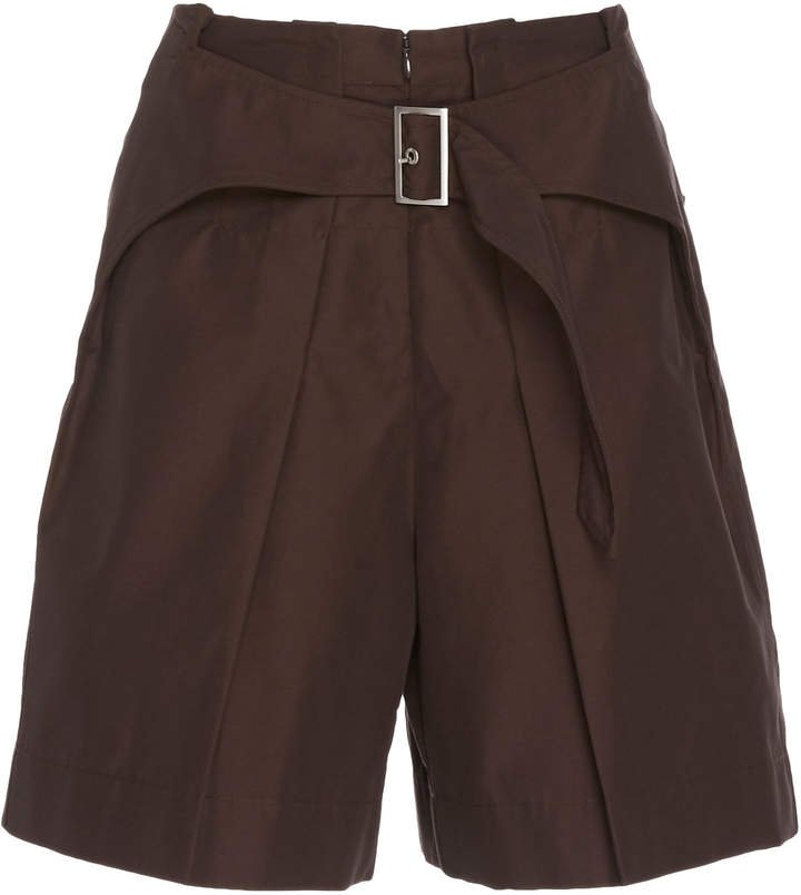 3.1 Phillip Lim Utility belted high waisted short Size: 00