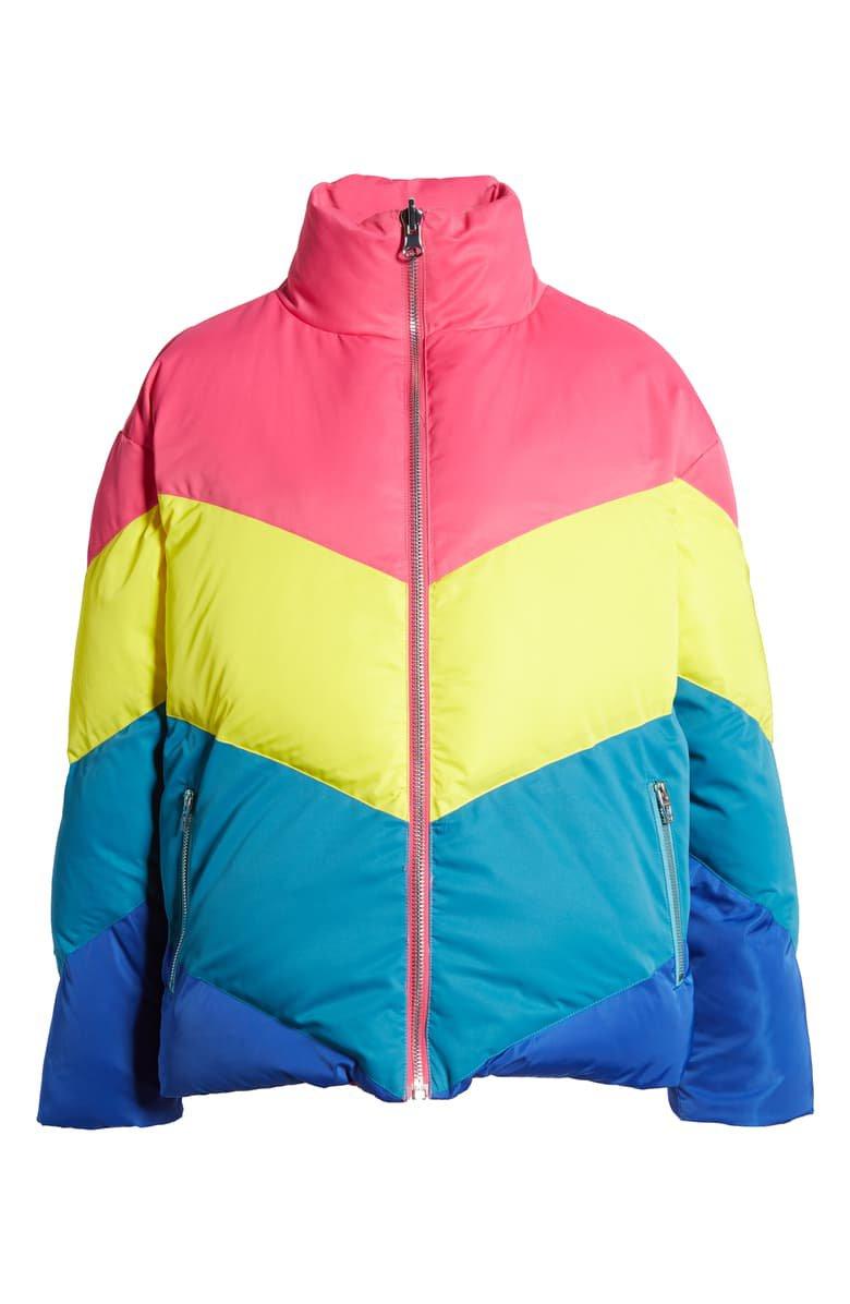 BLANKNYC Reversible Puffer Jacket | Nordstrom