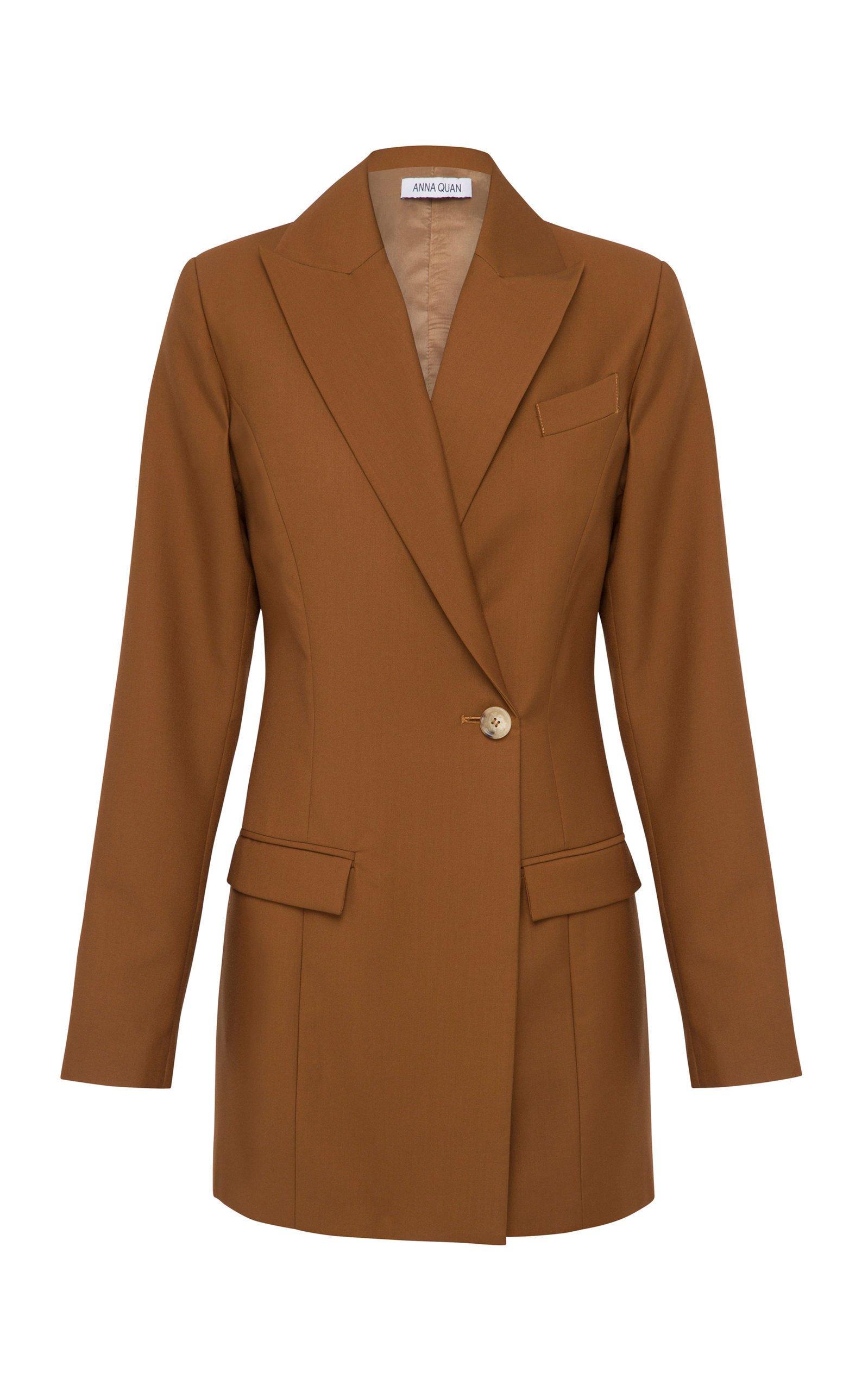 Anna Quan Sienna Single Button Jacket