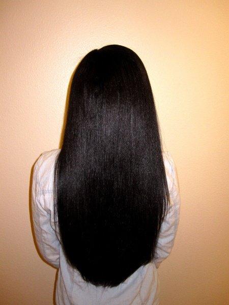 waist length hair - Google Search