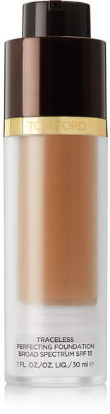 Traceless Perfecting Foundation Broad Spectrum Spf15 - Tawny 07