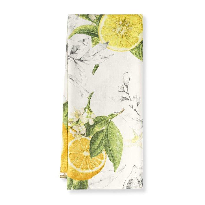 Meyer Lemon Towels