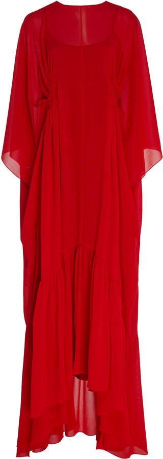 Noon by Noor Havant Crepe Maxi Dress