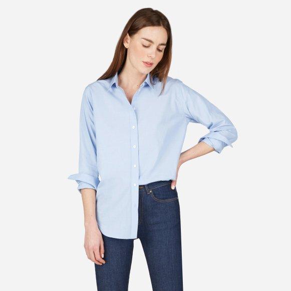 Women's Relaxed Poplin Shirt | Everlane