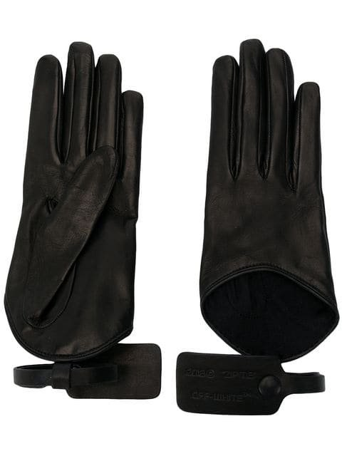 Off-White Vintage Driving Style Gloves - Farfetch