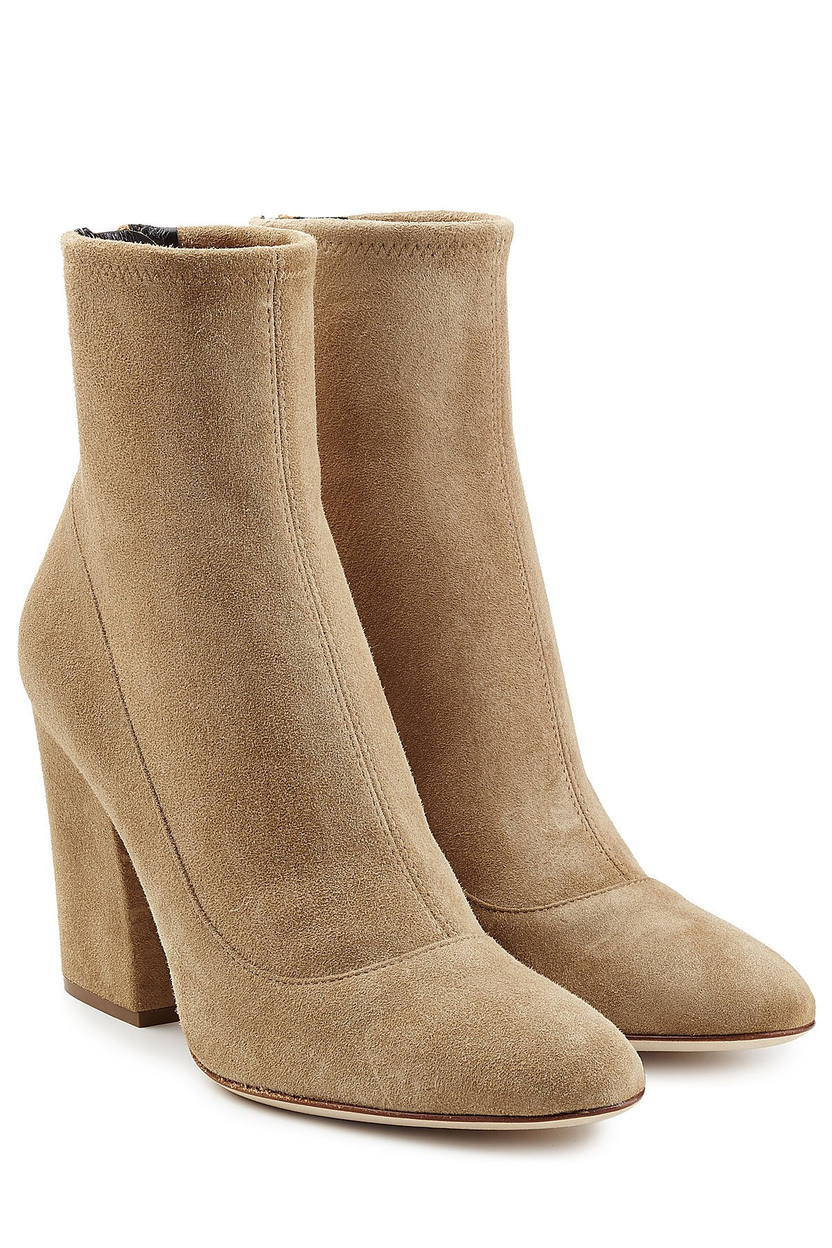 Virgina Suede Ankle Boots Gr. IT 39