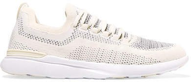 Techloom Breeze Mesh Sneakers - Cream