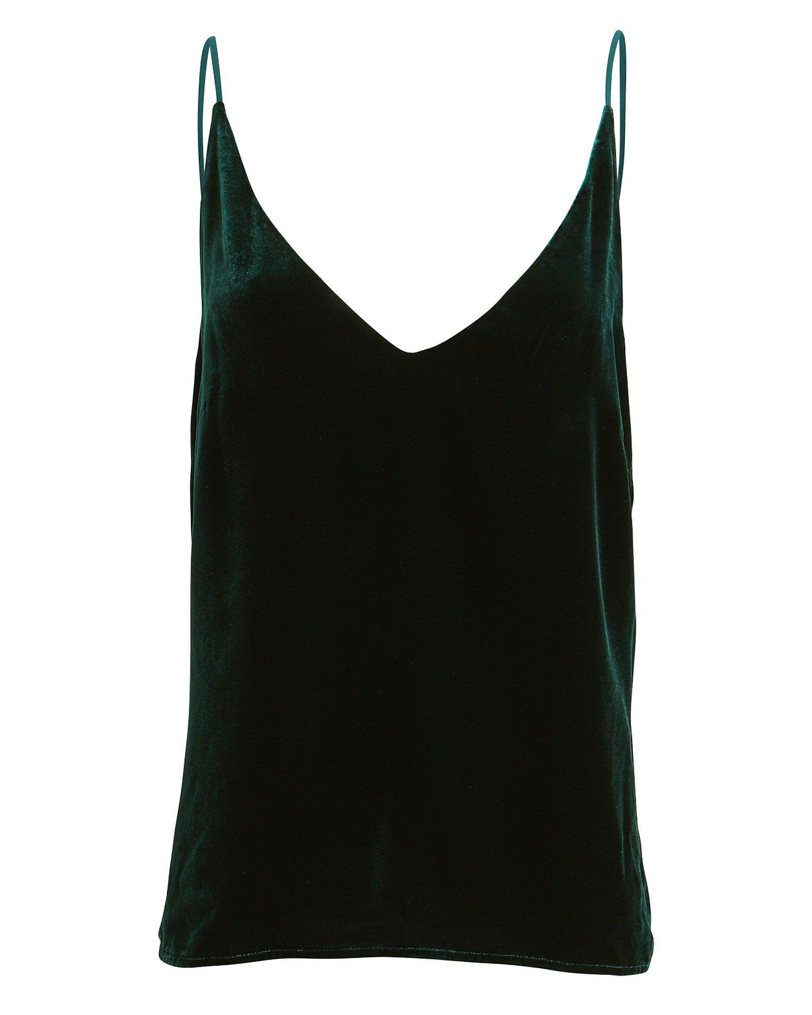 L'Agence   Gabriella Velvet Camisole   INTERMIX®
