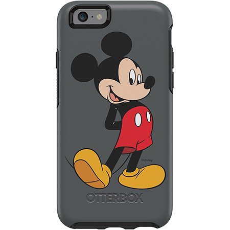 Celebrate Mickey Mouse with phone cases for iPhone 6/6s | OtterBox