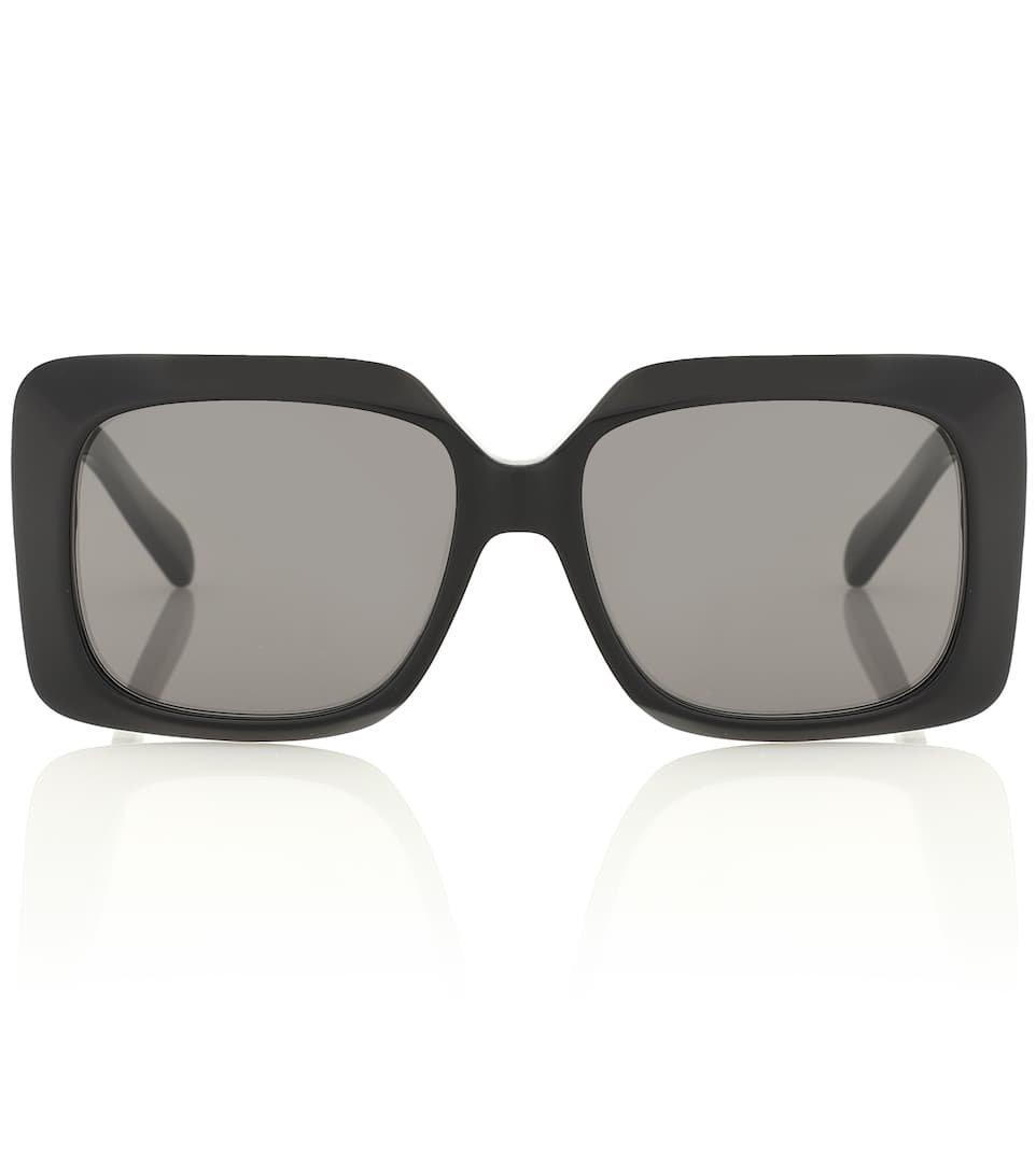 Oversized Acetate Sunglasses - Celine Eyewear | Mytheresa