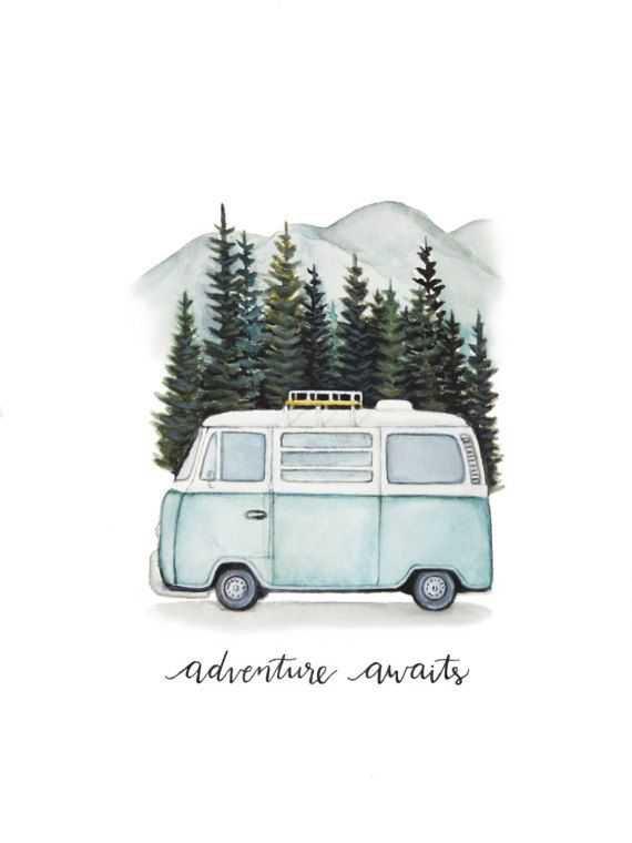 car trip art - Google Search