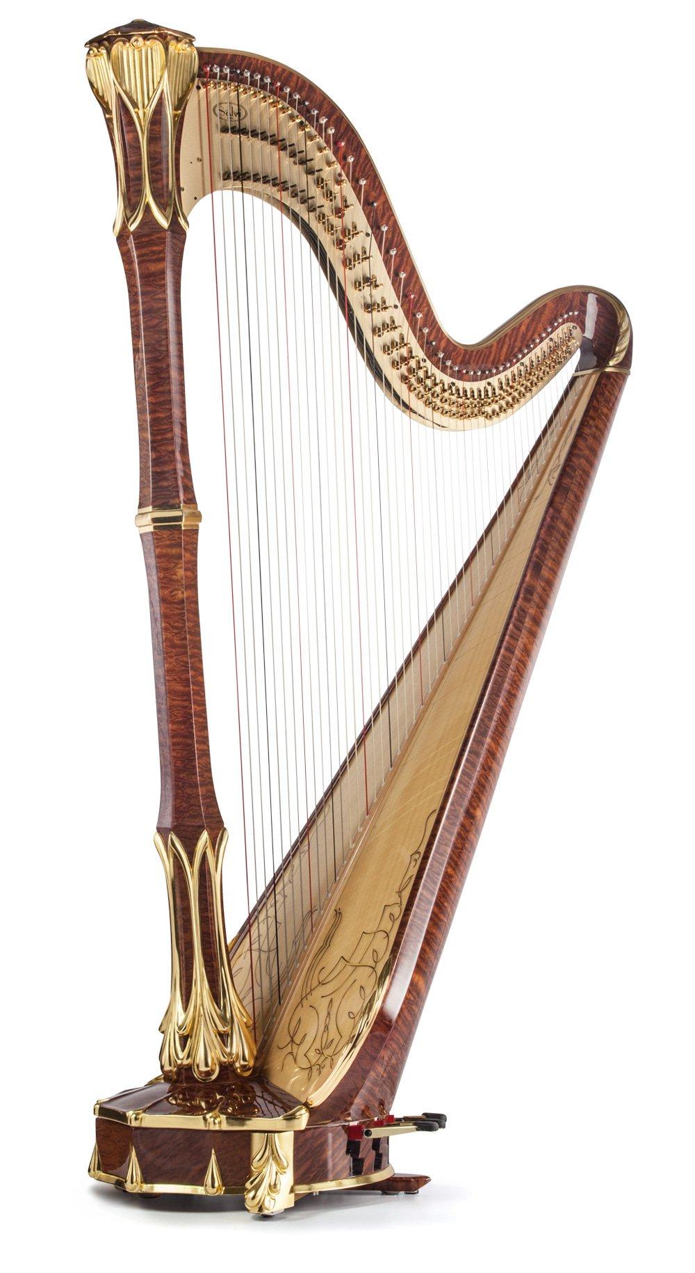 gold harp - Google Search