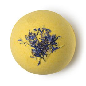 cheer up buttercup lush bath bomb