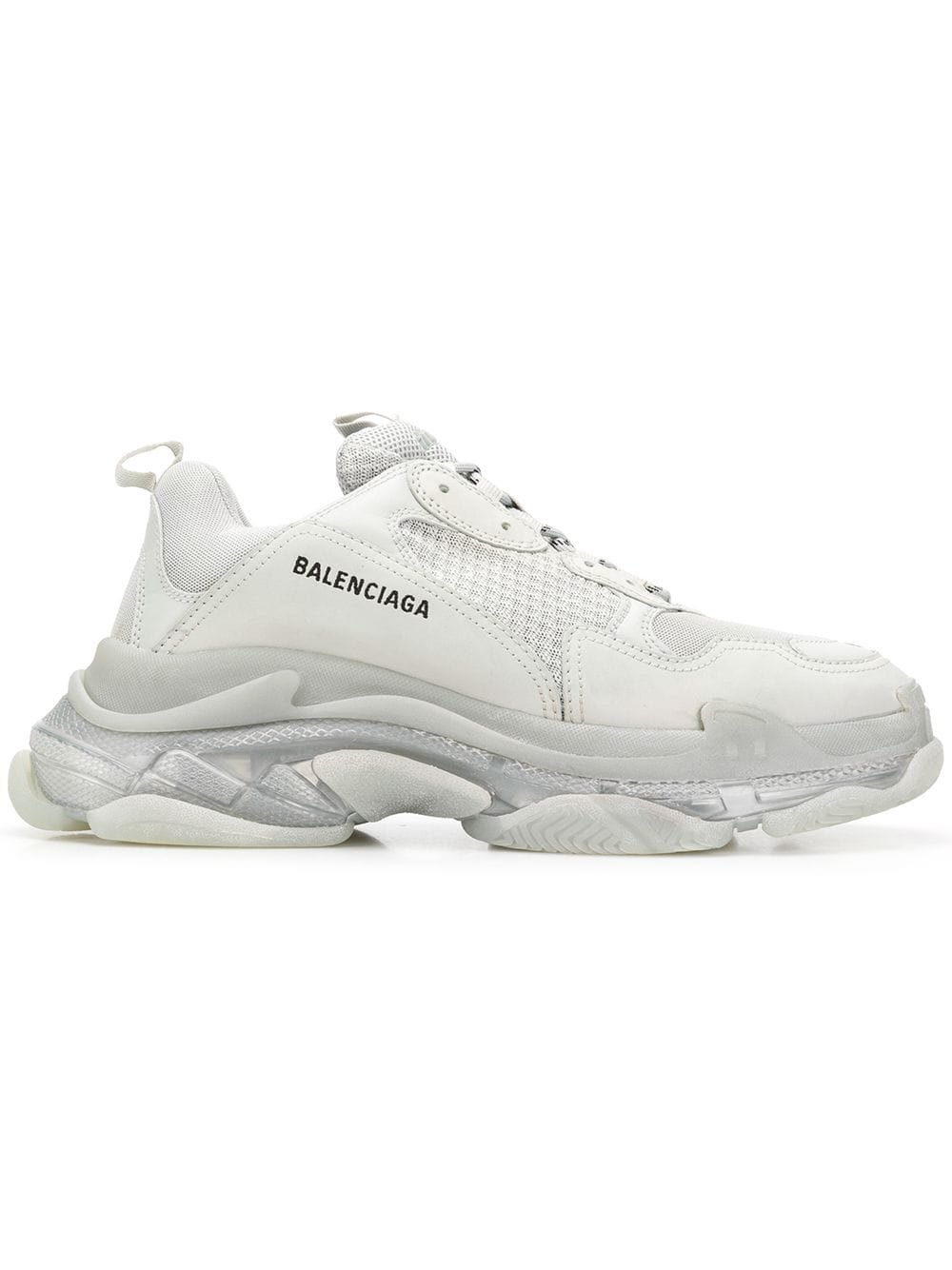 Balenciaga Triple S Clear Sole £695 - Buy Online - Mobile Friendly, Fast Delivery