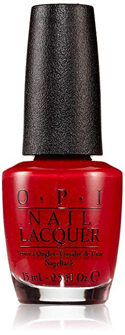 OPI Nail Lacquer, OPI Red