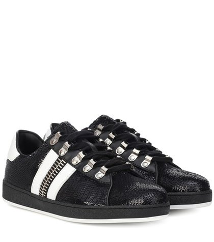 Esther sequinned sneakers