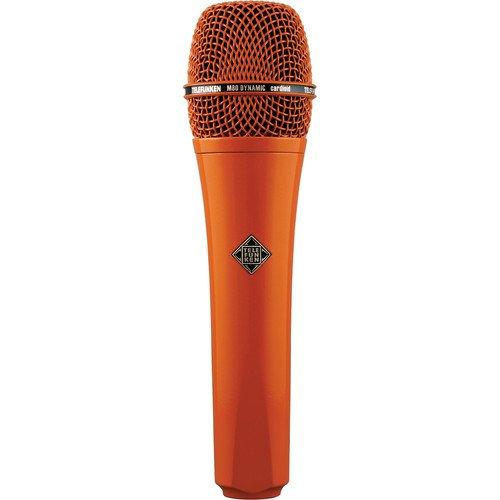 Microphone orange