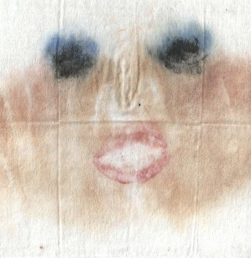 wetdirtandearth: face wipes. alysha laurene 2015.... -