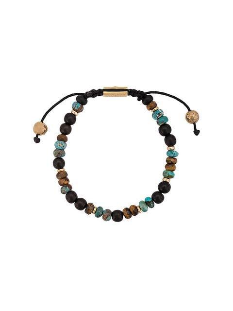 Nialaya Jewelry Adjustable Stone Bracelet