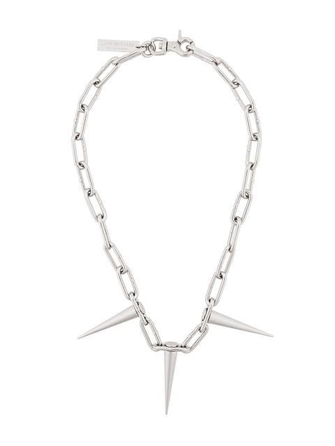 Junya Watanabe spiked chain necklace