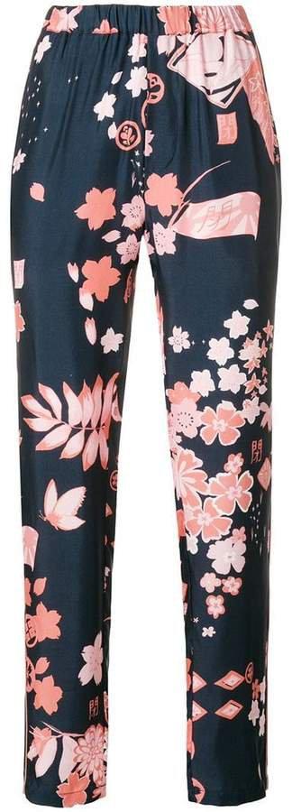 sakura trousers